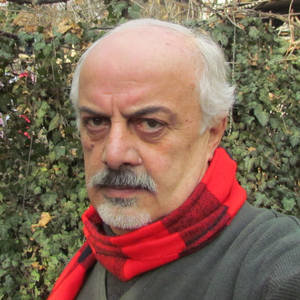 Artist Teimuraz Gagnidze