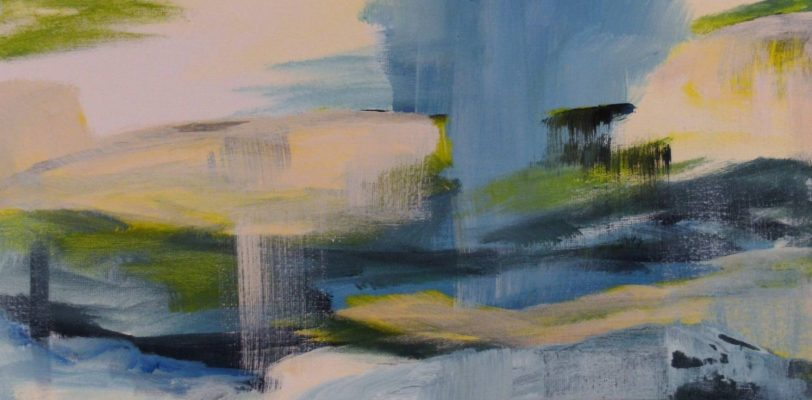 Landscape No. 791 by Gerry Van Kerkhof