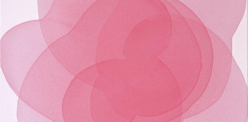 Abstract Flower Form by Jitka Anlaufova