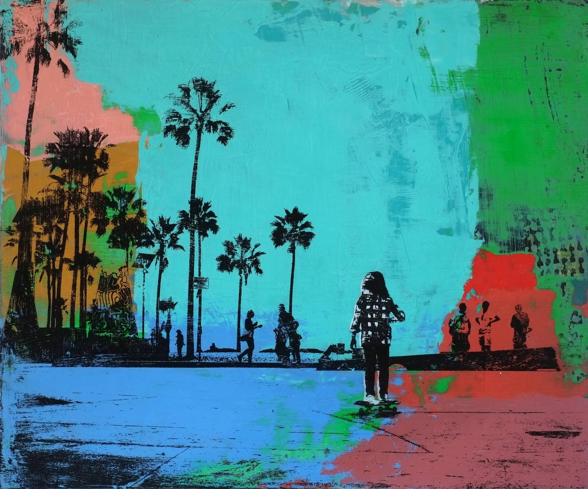 Skater Girl by Deanna Fainelli