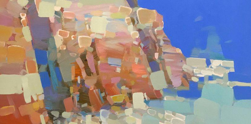 Malibu Cliffs by Vahe Yeremyan