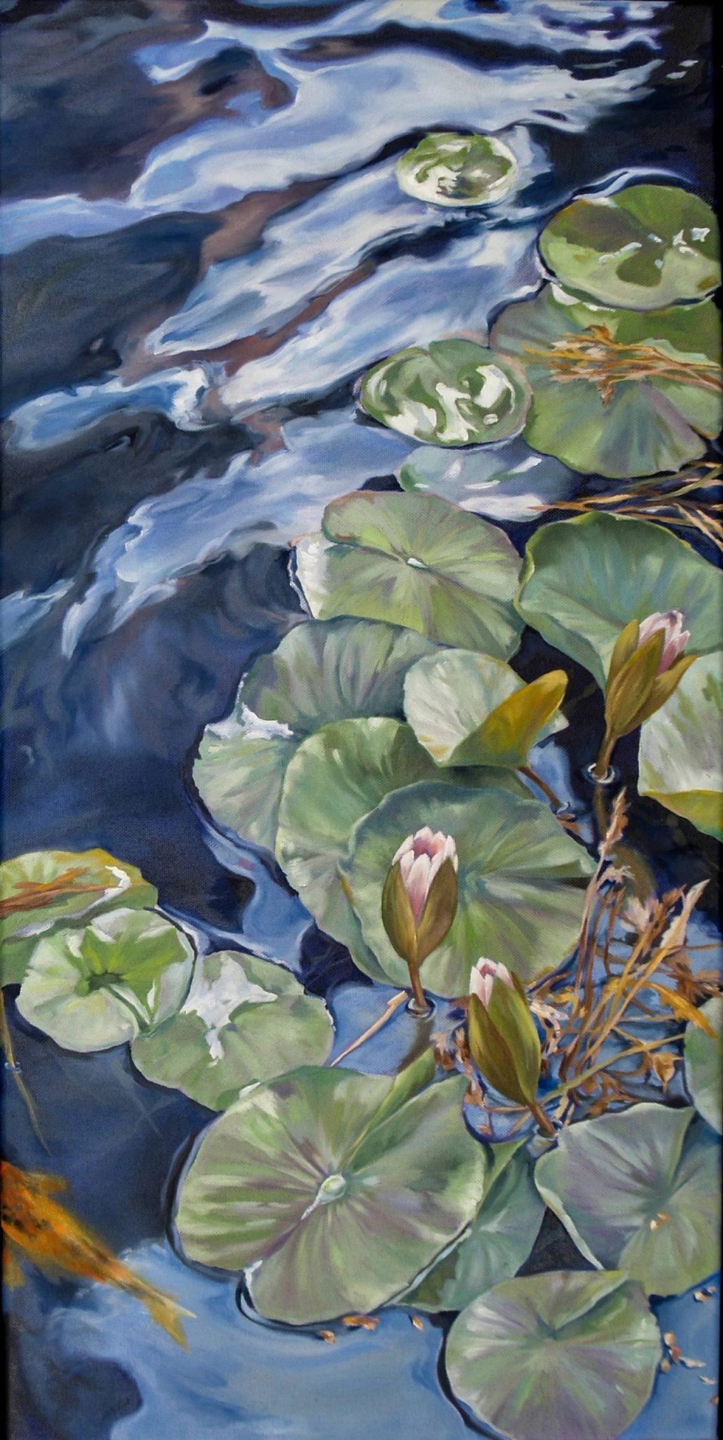 I Lose Myself Amid So Many by Lora Witt