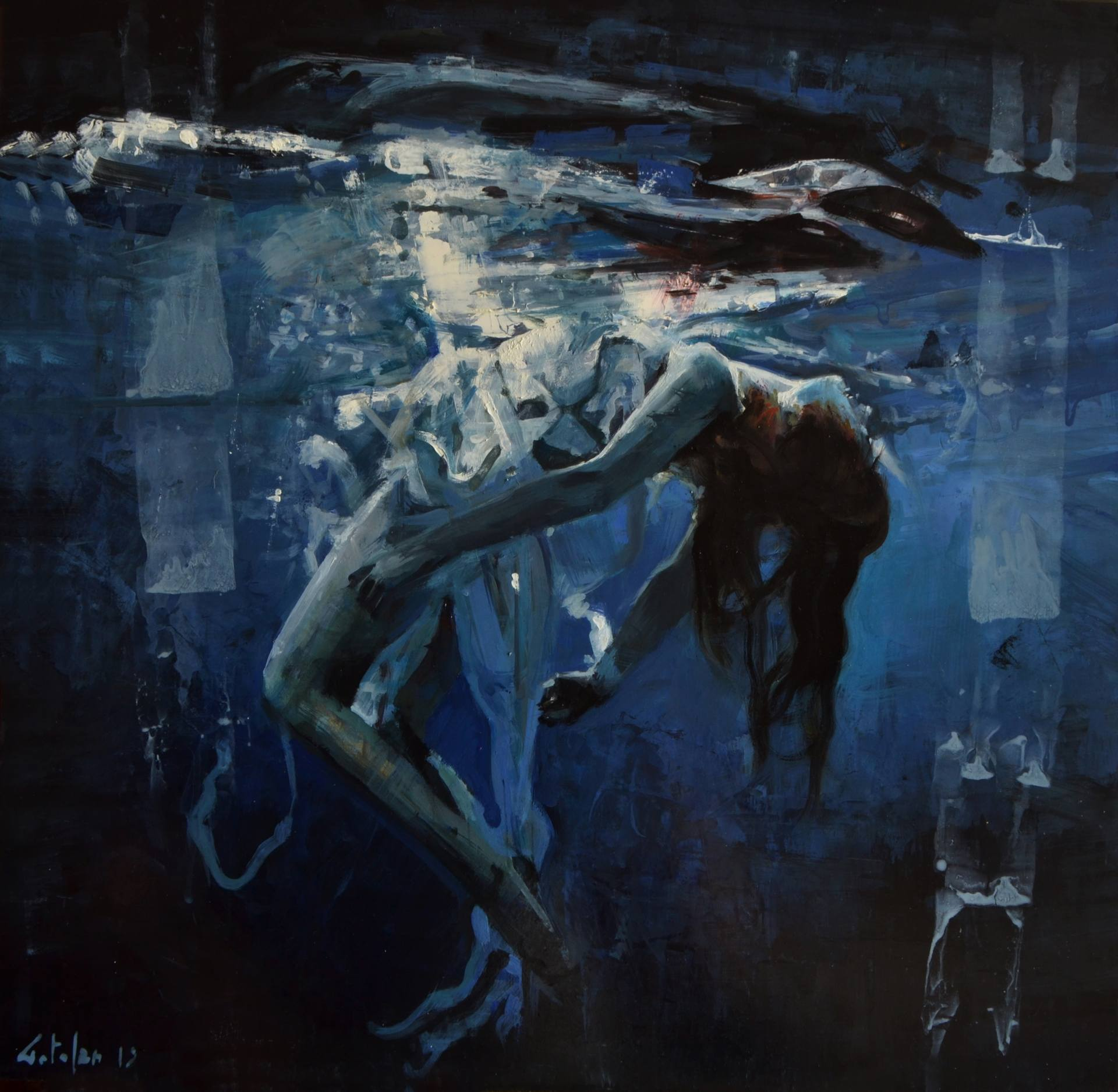 Dancing Underwater by Marco Ortolan